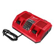 Milwaukee  M18 DFC 240V Dual Bay Rapid Charger