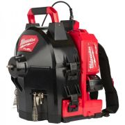 Milwaukee M18FFSDC10-0 18v M18 10mm Drain Cleaner - Body