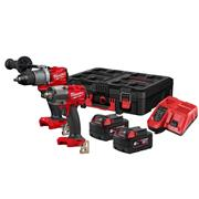 Milwaukee M18FPP2E2-602P Milwaukee M18FPP2E2-602P M18 Fuel Twinpack, with 2 x 6Ah Batteries, Charger and Packout Case