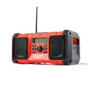 Milwaukee JSR-0 Milwaukee 18v AM/FM Jobsite Radio (Body)