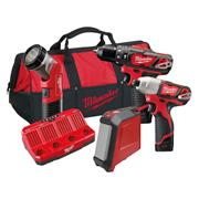 Milwaukee PDIDKIT Milwaukee 12v 2 Piece Kit