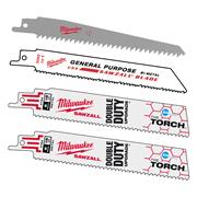 Milwaukee RECIPPK1 Reciprcating Saw Blade 20 Piece Pack