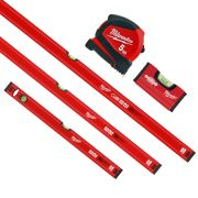 Milwaukee SLIMPACK2 Slim Box Level & Measure Pack