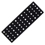 Mirka 8299521211 Mirka Abranet Interface Pad 80mm x 230mm 55 Holes