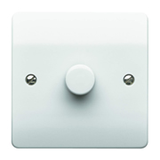 MK by Honeywell K1523WHILV MK by Honeywell 1 Gang 2-Way Dimmer 40-300w/240va & 4-70w LED