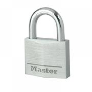 Master Lock MLK9130EURD Master Lock 30mm Aluminium Padlock 18mm Shackle 5mm Diameter