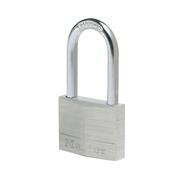 Master Lock MLK9140EURDLF Master Lock 40mm Aluminium Padlock 38mm Shackle 6mm Diameter