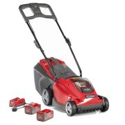 Mountfield Princess 34 Li Mountfield Princess 34 Li 48v Cordless Lawnmower