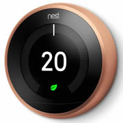 Nest T3018GB Nest Learning Thermostat, 3rd Generation - Copper