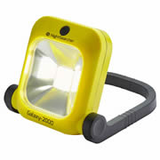 NightSearcher GALAXY 2000 Rechargeable LED Floodlight - 2000 Lumens