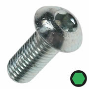 Owlett Jaton HX334257 M8 25mm Socket Button Screw - Box of 200