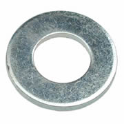 Owlett Jaton MB305 Zinc Plated Flat Washer Form A M8 - Pack of 30