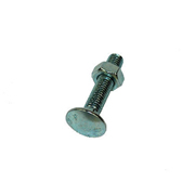 Unifix OJ472881 Coach Bolt & Nut M12 130mm - Box of 10