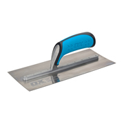 OX Tools P010918 Pro Carbon Steel Plasterers Trowel 115mm x 457mm