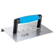 OX Tools P014510 Pro Medium Edger 100mm x 180mm - 10mm Radius