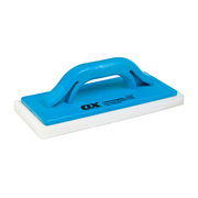 OX Tools P016411 Pro Polymer Sponge Float 300mm x 120mm