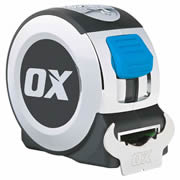 OX Tools P020908 OX Professional Tape Measure 8m/26ft