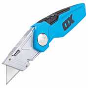 OX Tools P221301 Ox Pro Fixed Blade Folding Knife
