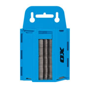 OX Tools P222110 Pro Heavy Duty Blade Dispenser & 100 Blades
