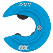 OX Tools P448522 Pro 22mm Copper Pipe Cutter