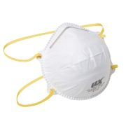 OX Tools OX-S240601 OX FFP1 Moulded Cup Respirator - Pack of 20