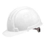 OX Tools OX-S245001 Standard Safety Helmet - White