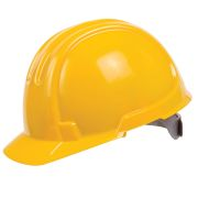 OX Tools OX-S245002 Standard Safety Helmet - Yellow