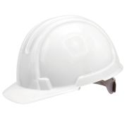 OX Tools OX-S245501 Premium Safety Helmet - White