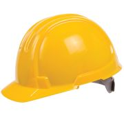 OX Tools OX-S245502 OX Premium Safety Helmet - Yellow