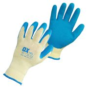 OX Tools OX-S246909 OX Pro Latex Grip Gloves Size 9 (L)