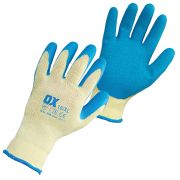 OX Tools OX-S246910 OX Pro Latex Grip Gloves Size 10/XL