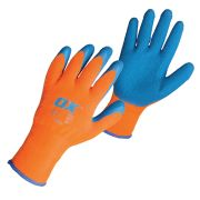 OX Tools OX-S248609 Thermal Grip Gloves - Size 9/L