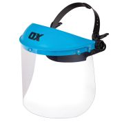 OX Tools OX-S248701 OX Polycarbonate Face Shield