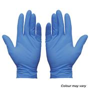 OX Tools S482209 OX Nitrile Disposable Gloves (Box 100) (Large)