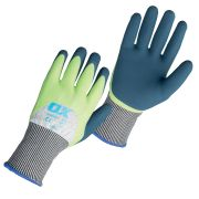 OX Tools OX-S484009 OX Foam Latex Cut 5 Gloves - Size 9 Large