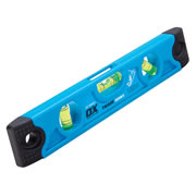 OX Tools T026323 Ox Trade Torpedo Level 230mm