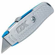 OX Tools T220601 Ox Trade Retractable Utility Knife