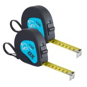 OX Tools OX-T500810 OX Trade 10m Tape Measure Twinpack