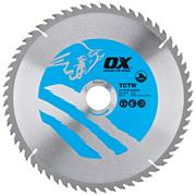 OX Tools CTW2353060 Ox Wood Saw Blade 235mm x 30mm x 60T