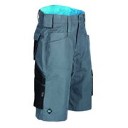 OX Tools OXW5513G Ripstop Shorts - Graphite