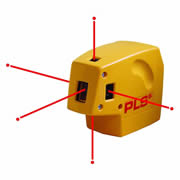 Pacific PLS5 PLS 5 Beam Plumb Laser Level