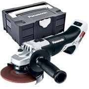 Panasonic EY46A2X32 Panasonic 18v Li-Ion Cordless Grinder Body in Tanos