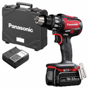 Panasonic EY74A2LJ3G31R1 18v Brushless Drill Driver with 1 x 5.0Ah Batteries