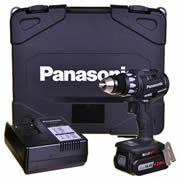 Panasonic EY74A2LS1S Panasonic 14.4v Li-ion Brushless Drill Driver