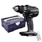 Panasonic EY74A2X32 Panasonic 14.4v & 18v Li-ion Brushless Drill Driver - Body in Tanos