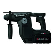 Panasonic EY7881PC2V31 Panasonic EY7881PC2V31 28.8v SDS+ Drill with 2x 3Ah Batteries, Charger and Case Dust Collection