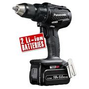 Panasonic EY79A2LJ2 Panasonic 18v Brushless Hammer Drill Driver