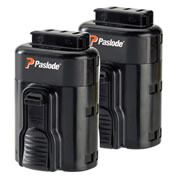 Paslode 018880PK2 Paslode 018880PK2 Lithium Battery (To fit PPN35Ci/IM360) Pack of 2