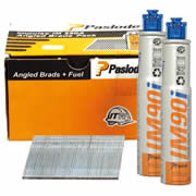 Paslode 142036 Paslode 90mm Indoor Use Nails For IM360CI (2500 + 2 cells)