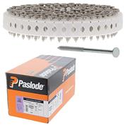 Paslode 142201 Paslode 25 x 2.8mm 0° Plastic Coil Stainless Steel Nails - Pack of 1000